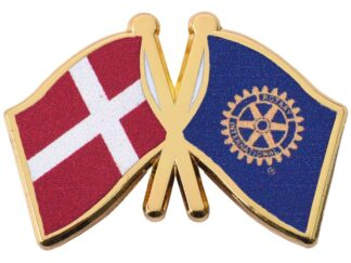 Rotary Friendship Flags