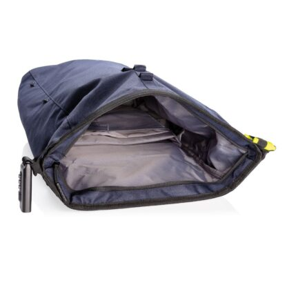 Theft-proof Backpack with Rotary Logo space inside