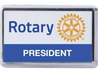 President pin RI7017