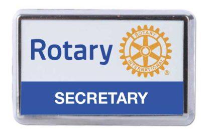 Secretary pin RI7013