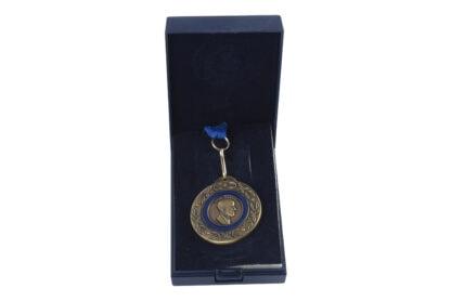 Rotary Paul Harris Medal in box