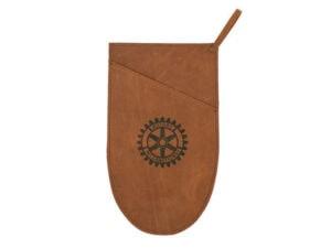 BBQ Glove w. Rotary Logo