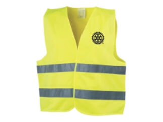 Rotary International Reflective Vest