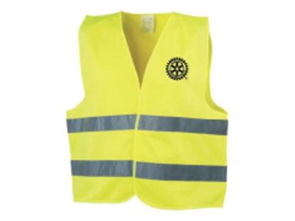 Rotary International Reflective Vest