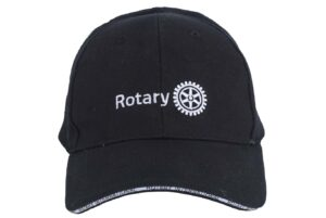 Cap w. Rotary International Logo