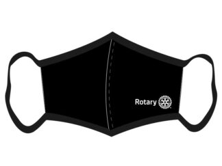 Rotary International Face Mask